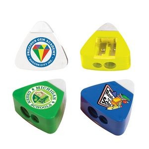 The Triad Eraser & Sharpener (Full Color Digital)