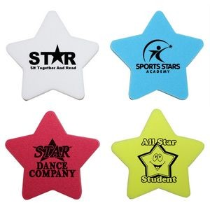 Die Cut Star Eraser