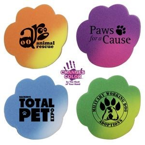Mood Paw Die Cut Erasers